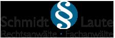 Schmidt Laute Logo
