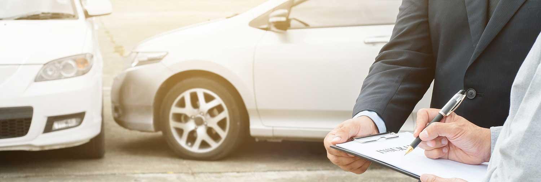 Fragebogen für Verkehrsunfallgeschädigte